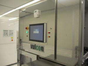 CO2 Composite Spray Vulcon Ice™ System