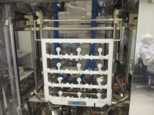 CO2 Composite Spray Vulcon Ice™ System Hard Disk Drive Racks