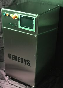 GENESYS™ CO2 Composite Spray System