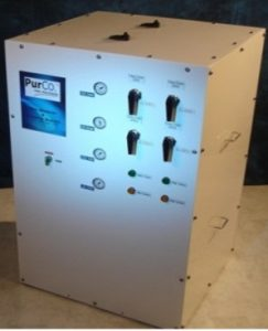 PurCO2 Satellite CO2 Composite Spray Purifier System