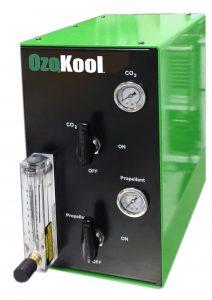 OzoKool CO2 Machining